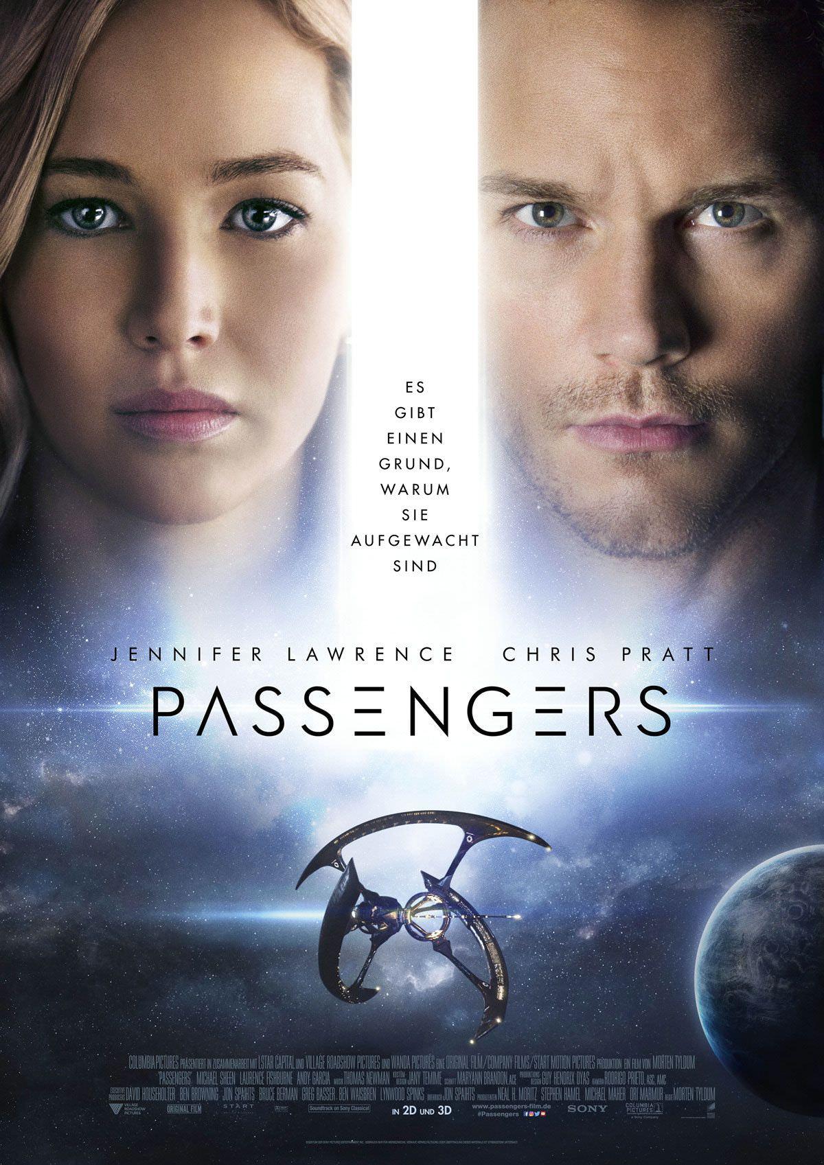 電影【星際過客】Passengers 句子整理