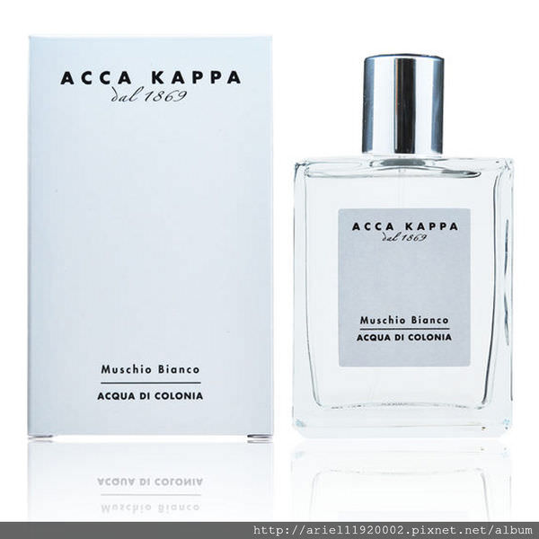 【香水】Acca Kappa 白麝香香水