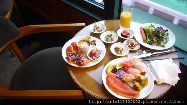 [HOTEL] 台灣君悅飯店 Grand Hyatt Taipei 22F 嘉賓軒交誼廳