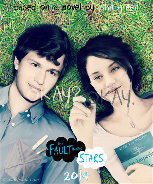 digital_painting___the_fault_in_our_stars_poster_by_aty_s_behsam-d6n7c84