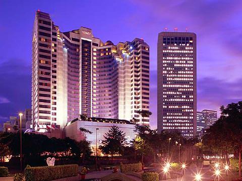 [ Hotel ] 台灣君悅飯店 Grand Hyatt Taipei